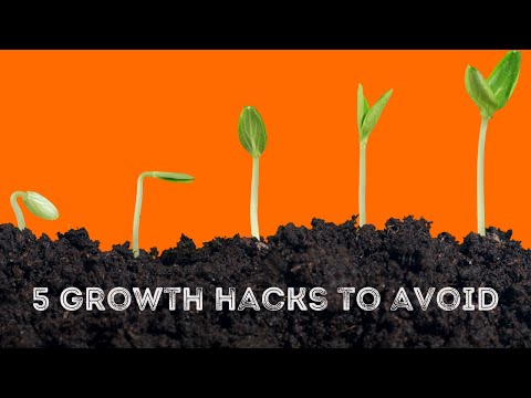 5 Music Growth Hacks To Avoid
