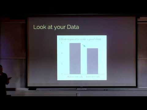 Zan Armstrong Presents: Data Visualization for Scientific Discovery