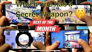 PUBG Mobile: Best 4 Phones but Which is #1 & Why?  (Secret Weapon 🤫)