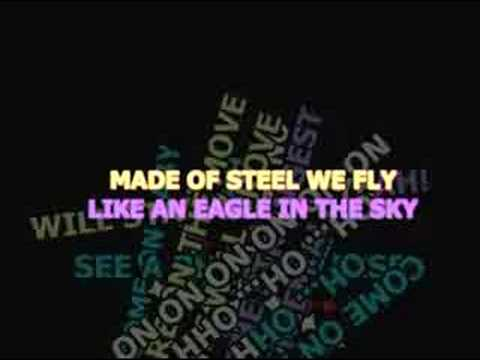 The Poodles - Metal Will Stand Tall - Karaoke