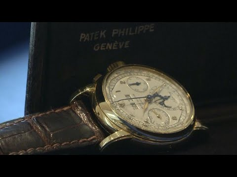 Vintage Watch Could Sell for Record-Breaking $4 Million at Auction