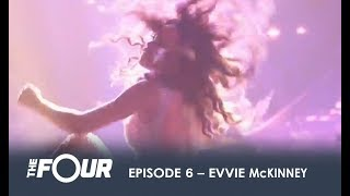 Evvie McKinney: Goes MAD On Stage and BRINGS THE HOUSE DOWN! | Finale | The Four thumbnail