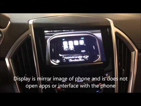 2014-2016 Silverado/Sierra/Yukon/Tahoe/Escalade Smartphone Mirroring and AV Input Module
