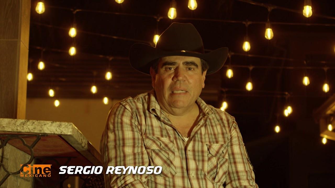 Sergio Reynoso saluda a Cine Mexicano
