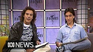 Flashback to The Factory with Alex Papps and Andrew Daddo (1987)