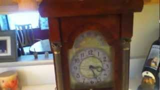 Baby Grandfather Clock
