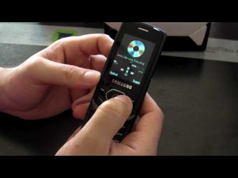Samsung S3550 Shark 3 Slider Review HD ( in Romana ) - www.TelefonulTau.eu -