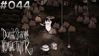 DON'T STARVE TOGETHER #044: Ich sterbe zu viel! [HD+] | Let's Play Don't Starve