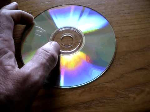 How To Clean A CD/DVD