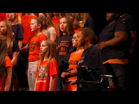 Massillon Intermediate School Choir Spring Concert