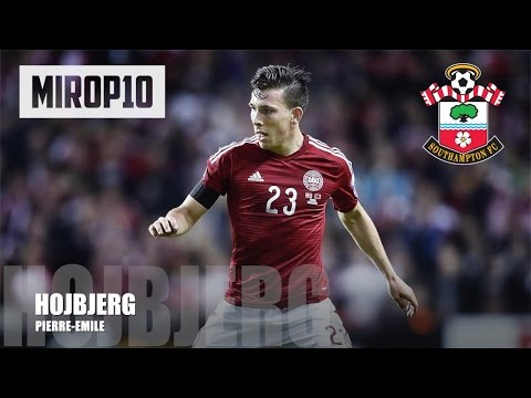 PIERRE-EMILE HOJBJERG ✭THE NEW TRANSFER ✭ SOUTHAMPTON ✭ |Skills & Goals| 2016