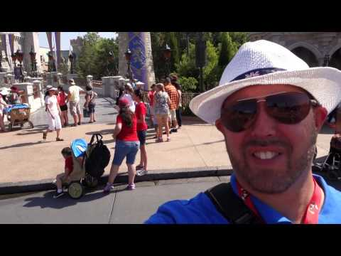 Virgin Florida Holiday - Day 6 Magic Kingdom