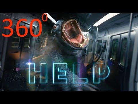 VR 360 Ужасы: HELP!!!