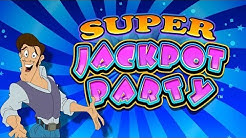 Super Jackpot Party Slot - BIG WIN BONUS, AWESOME!