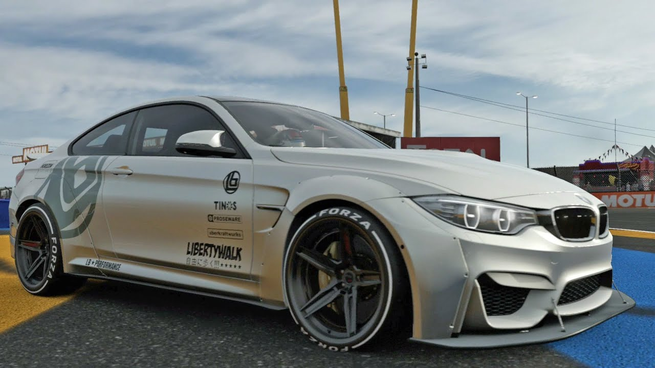 Forza Motorsport 7 Bmw M4 Coupe Forza Edition 2014
