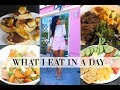 WHAT I EAT IN A DAY   3 LOW CARB, QUICK & EASY MEAL IDEAS
