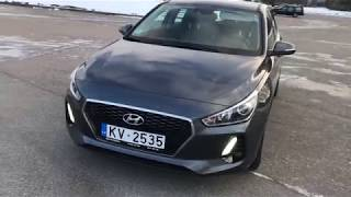 Hyundai i30 2017 Обзор
