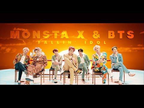 MONSTA X & BTS :: 'Fallin' X IDOL' (MASHUP)