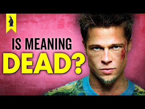 FIGHT CLUB: Why We Can't Agree On Its Meaning – Wisecrack Edition