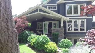 12905 14A Ave, South Surrey, B.C - Ocean Park Craftsman 5 Bedroom Home. Michelle Harrison