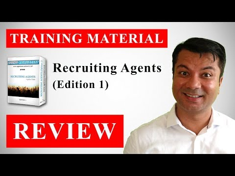 REVIEW | Recruiting Agents - ( Edition 1 ) - [ HINDI ]
