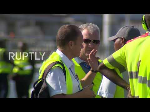 Papua New Guinea: Russian delegation arrives in Port Moresby for APEC summit