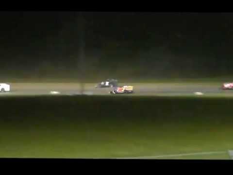 Mohawk International Raceway 06/21/2013 Sportsman 1R.
