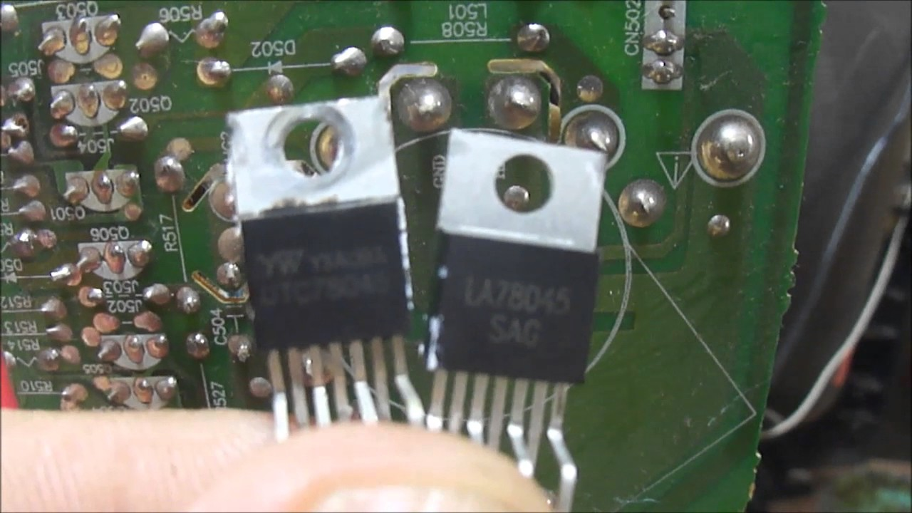 Circuito Fechado De Tv Preço : Defeito e conserto televisor semp csl vertical fechado youtube