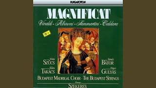 II. Magnificat in C Major: Magnificat. Grave, Allegro