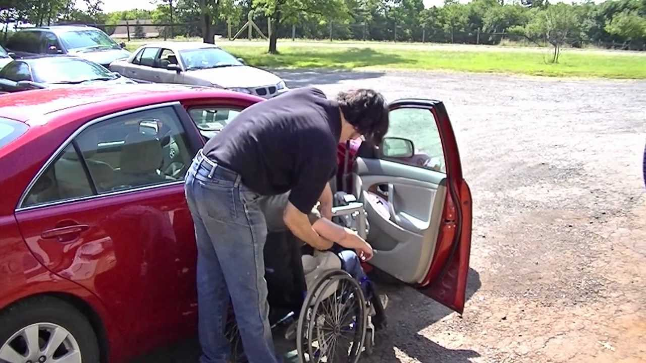 Multi Lift Disability Handicap Personal Transfer Lift In Car A