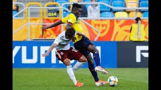MATCH HIGHLIGHTS - Ecuador v Mexico - FIFA U-20 World Cup Poland 2019