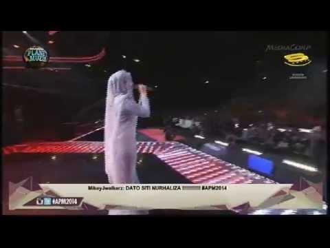 Judika & Siti Nurhaliza @ APM2014