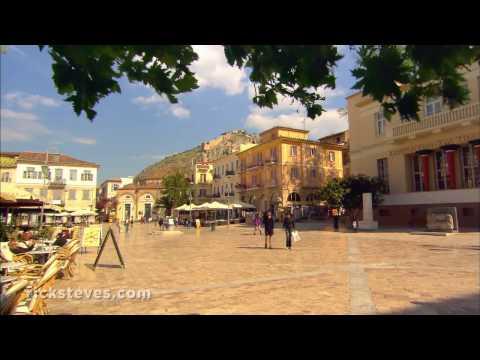 Peloponnese, Greece: Nafplion