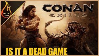 Is Conan Exiles Dead | Taking A Look A The Statistics Of Conan Exiles