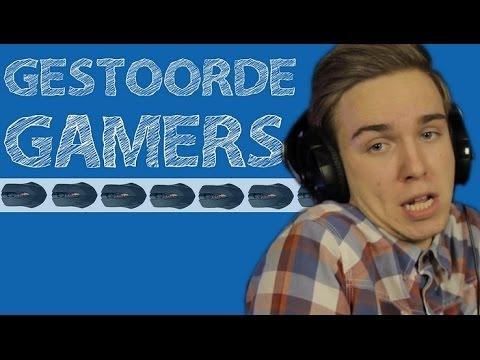 10 gestoorde gamers dylan haegens youtube