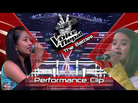 "Akanchya Thapa Vs Rajni Rai ""Maiti Ghar"" - The Voice of Nepal Season 2 - 2019"