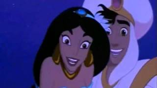 A whole new world (karaoke for Aladdin