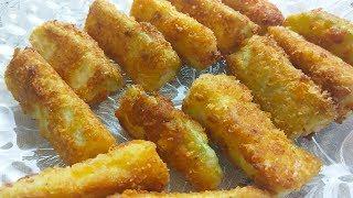 Это Блюдо Съедается Моментально,не Успев Остынуть!  Супер Вкусные Наггетсы из Кабачков.
