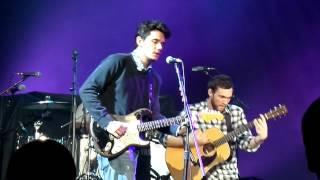 John Mayer & Phillip Phillips - Old Love (Baltimore 12/14/13)