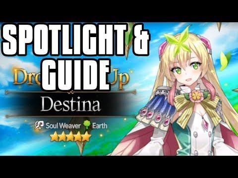 Epic 7 Destina Rapid Build Guide by ShowtimeDr