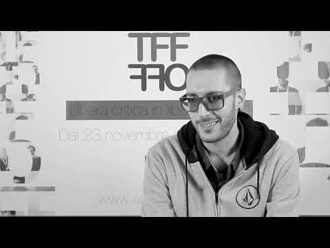 TFF OFF 2018 - Intervista a Francesco Barozzi