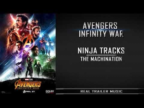 Avengers: Infinity War Extended Blu-Ray Trailer Music | Ninja Tracks - The Machination