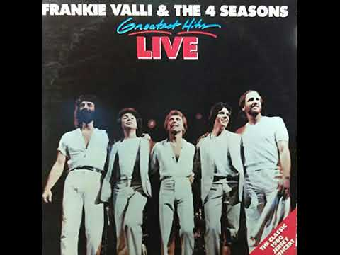 Frankie Valli & The 4 Seasons - our day will come