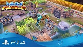 Ruckus Rumble | Gameplay Trailer | PS4