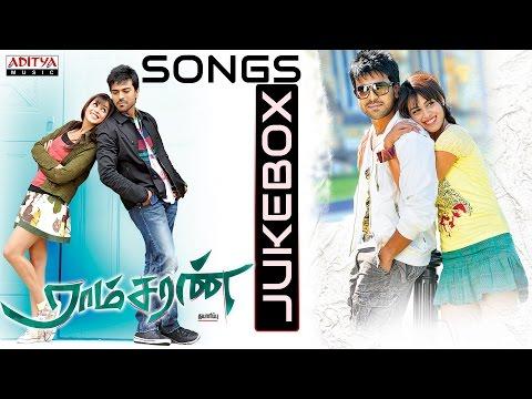 Ramcharan Tamil Movie Songs Jukebox || Ram Charan Teja, Genelia D'Souza