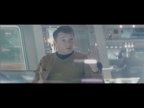 Star Trek- Pavel Chekov Scenes