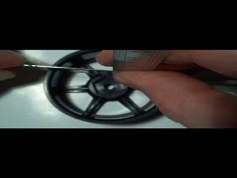 How To Measure The Offset Of A Rc Car Wheel Rim Video Must Be