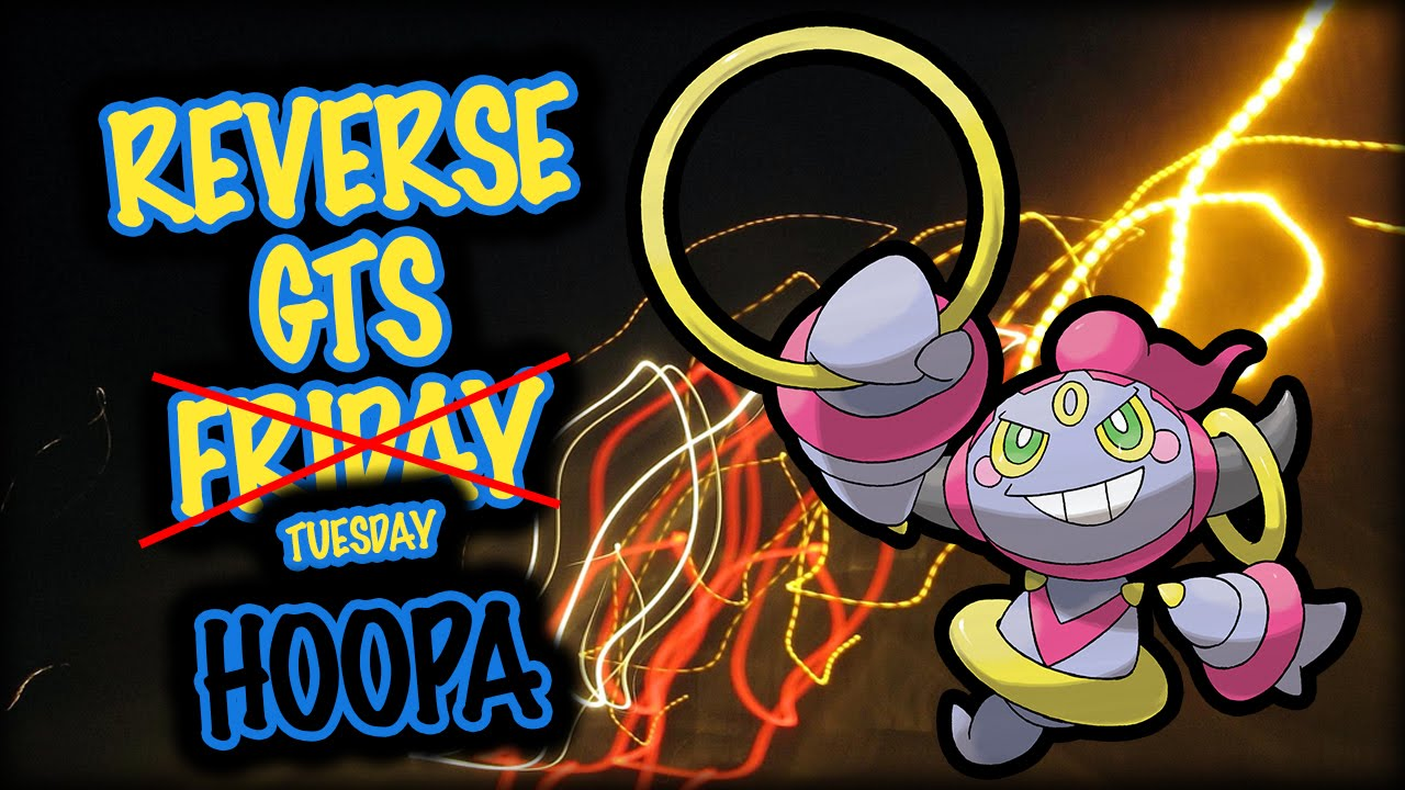 Mighty Hoopa