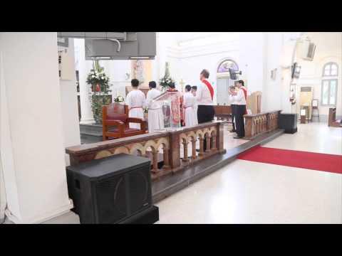 Recessional Organ Postlude (Pentecost Mass 2015)