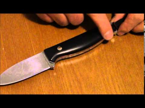 how to carry knives covertly